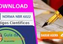 DOWNLOAD: Norma ABNT NBR 6022 Para Artigo Cientifico