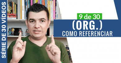 Como Colocar o Organizador no Word  ✒️