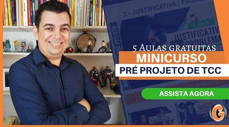 MiniCurso Projeto TCC