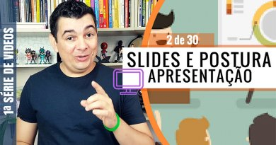 slides e postura