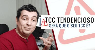Será que seu TCC é TENDENCIOSO? 🙅
