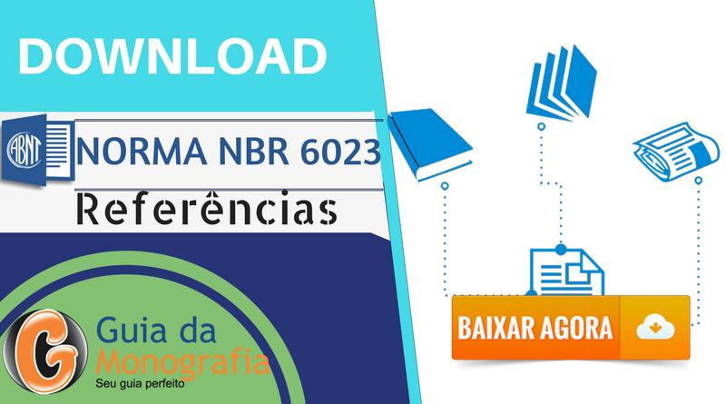 Norma ABNT NBR 6023