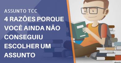 Assunto TCC