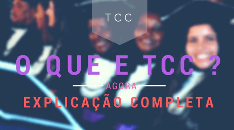 O que e TCC