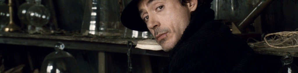 SHH-FP-010 ROBERT DOWNEY JR. as Sherlock Holmes in Warner Bros. PicturesÕ and Village Roadshow PicturesÕ action-adventure mystery ÒSherlock Holmes,Ó distributed by Warner Bros. Pictures.