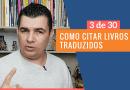 Como Citar Livros Traduzidos