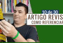 Como Referenciar um Artigo de Revista