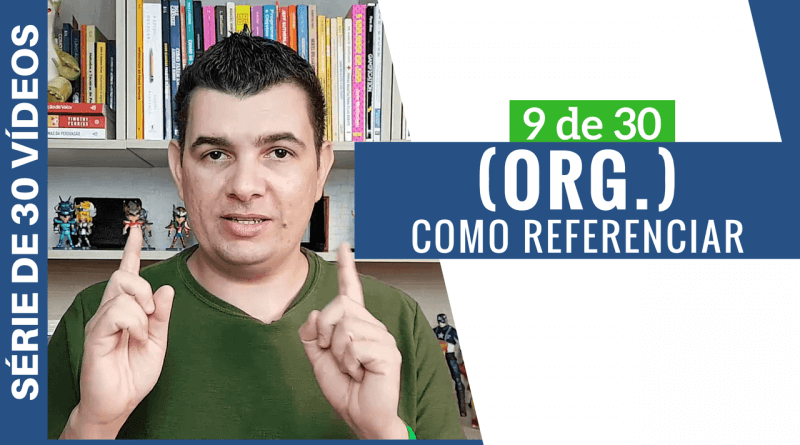 Como Colocar o Organizador no Word