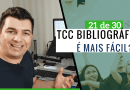Será que TCC Bibliográfico é mais Fácil?