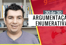 Tipos de Argumentação TCC - Enumerativo