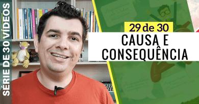 Tipos de Argumentação TCC - Causa e Consequência