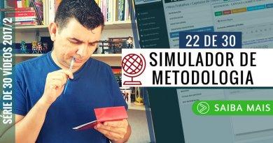 Conheça Nosso Simulador de Metodologia | Metodologia 1° Passo