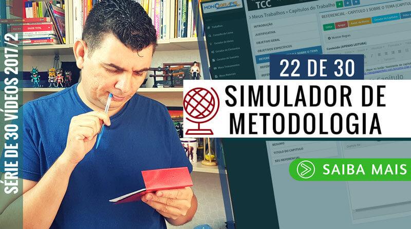 Simulador de Metodologia