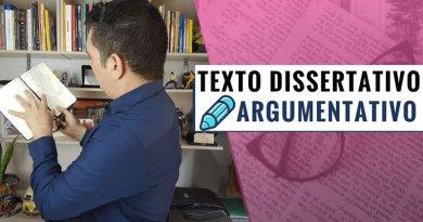 Como Fazer um Texto Dissertativo-Argumentativo
