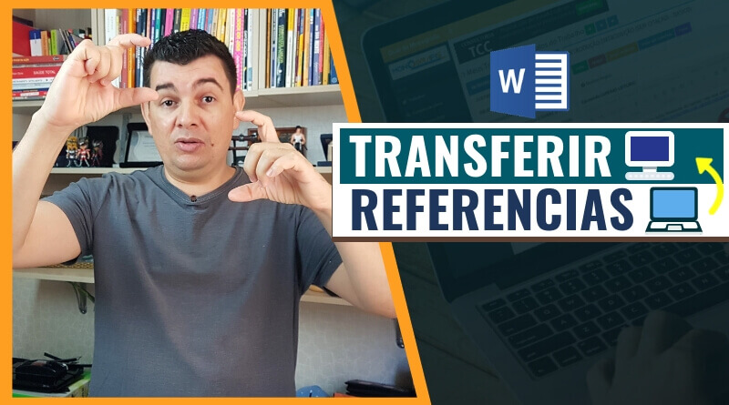 transferir referencias word