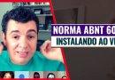 Instalando Norma ABNT 6023 Ao Vivo