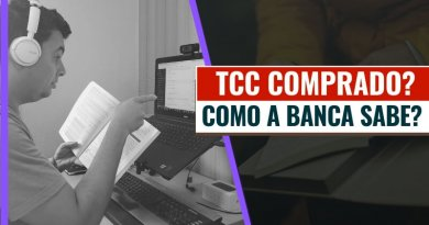 Como a Banca sabe Quando o TCC é Comprado?