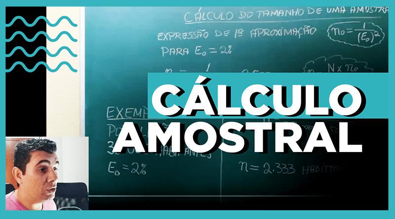 como fazer o calculo amostral tcc