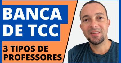 3 tipos de professores da banca do TCC que você precisa aprender a lidar