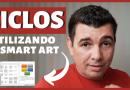 Faça Ciclos pro seu TCC com a ferramenta Smart Art no Word