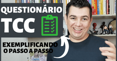 ThumbnailQuestionário