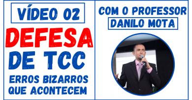 Thumbnail Erros na Banca de TCC