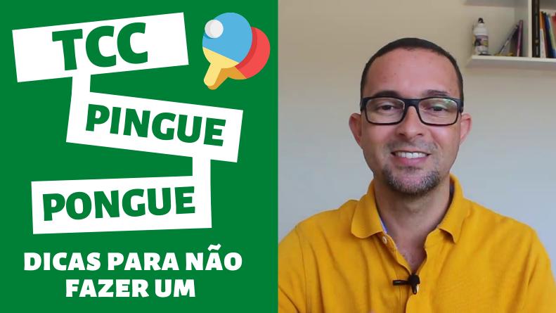 TCC pingue-pongue