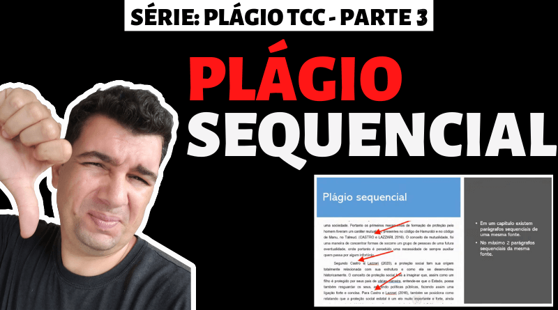 Plágio Sequencial