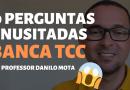 10 perguntas inusitadas que já me fizeram sobre TCC!