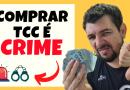Comprar TCC é crime?