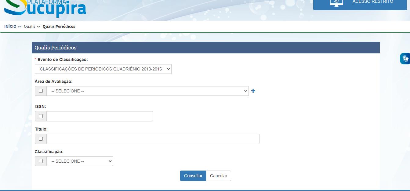 Opções de filtragem extra
